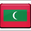 maldives,flag,country icon