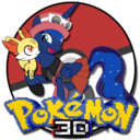 Pokemon 3D icon