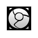 chrome, browser icon