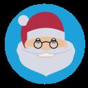 saint nick, santa, father christmas, christmas icon