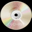 Hardware DVD plus RW icon