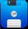 save, installer, disk, disc, floppy icon