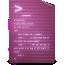 mime, sh, gnome, text icon