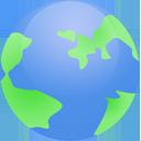 world, globe, planet, earth icon
