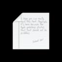 note,paper,file icon