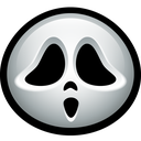 ghostface, slasher, ghost, halloween, holloween, mask, scream icon
