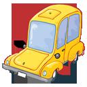 transport, transportation, vehicle, automobile, car icon