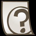 Filetypes Help icon