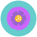 marigold, flowers, blossom, aroma, flower, nature icon