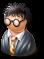 Harry, Potter icon