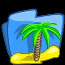 folder summer icon
