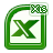 xls, excel, document, xlsx, file icon