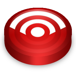 red, subscribe, rss, feed icon