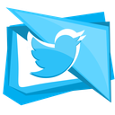 twitter, media, tweet, bird, social icon