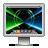 screen, tron, legacy icon