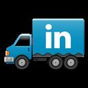 Li, Social, Truck icon