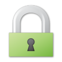 lock, security, locked, green icon