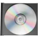 case, disc, disk, cd, save icon