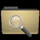 saved, seek, find, search, manilla, folder icon