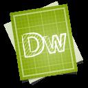 adobe blueprint dreamweaver icon
