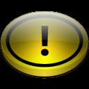 wrong, error, exclamation, alert, warning icon