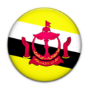 flag,brunei,country icon