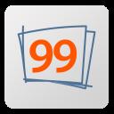 Ninety nine designs icon