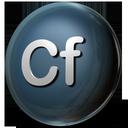 adobe, coldfusion icon