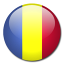 romania,flag,country icon