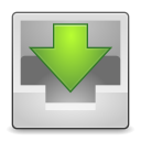 Actions mail inbox icon