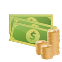 dollar, buy, sale, make money, money, currency, shop, webshop, coin, cash, payment, price, store, financial, conversion icon