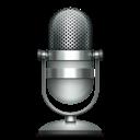 record, microphone icon