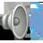 high, gnome, volume, audio, 48 icon