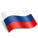 Russia Flag icon
