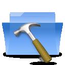 development, folder icon