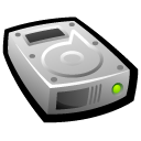 internal, drive icon