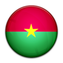 flag,burkina,faso icon