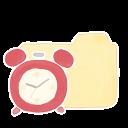 Folder Vanilla Clock icon