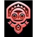 polynesian,mascot,flame icon