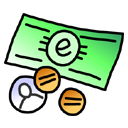 money,cash,currency icon