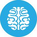 games, brain icon