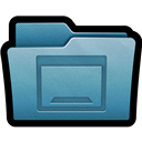 Desktop, Folder, Mac icon