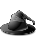 hat,witch,jackolantern icon