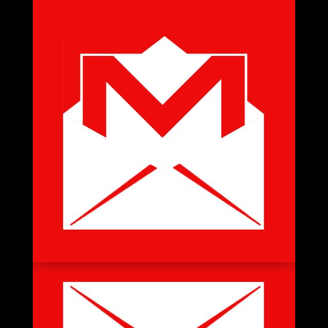 gmail, mirror icon