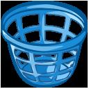 basket, laundry icon