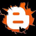 blogger, inside icon