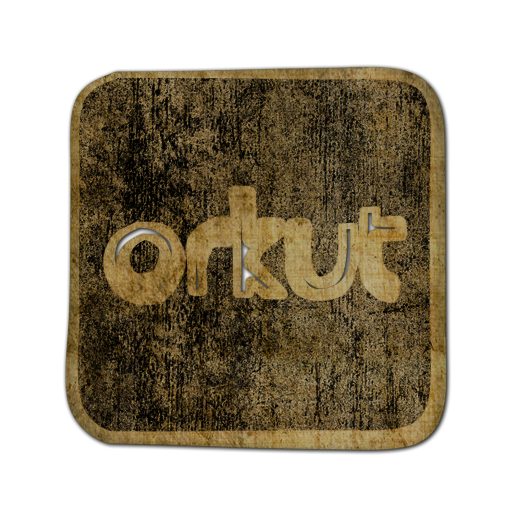 orkut, logo, square icon