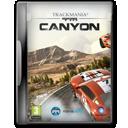 Canyon, Trackmania icon