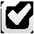 checkbox, checked icon