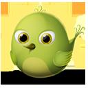 Animal, Bird, Sunbird, Twitter icon